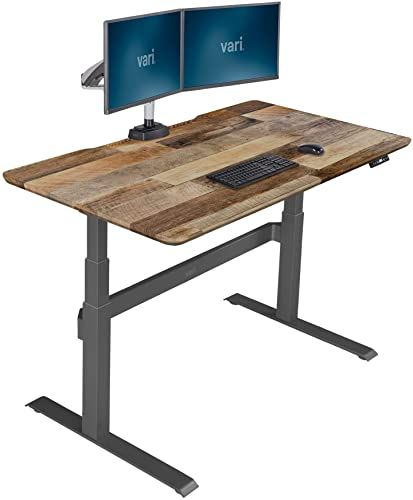New Vari Electric Standing Desk 60 Sit Stand Desk 3 Button