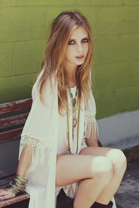 Hippie chic from For Love and Lemons