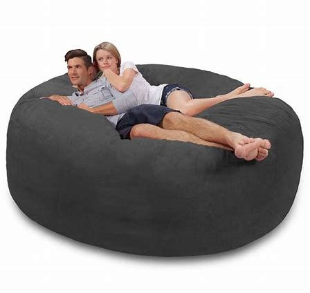 Outstanding Image Result For Super Large Bean Bag Chairs Furniture Machost Co Dining Chair Design Ideas Machostcouk