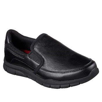 59569cf49e Women's Nampa Annod SR Slip Resistant Slip On Work Shoe | Shoes I ...