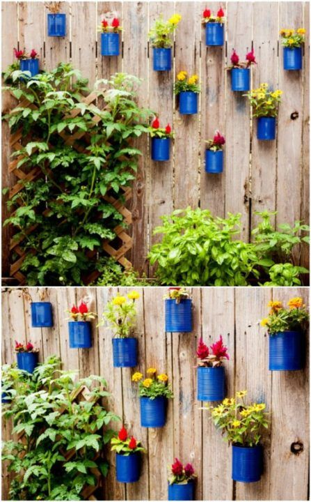 9 Best Diy Garden Decoration Ideas With Recycled Items