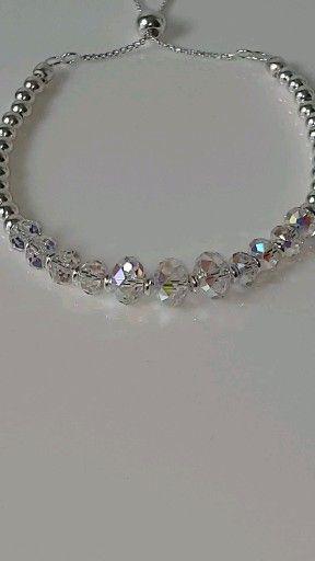 Mavey Shimmer Bracelet: Aurora