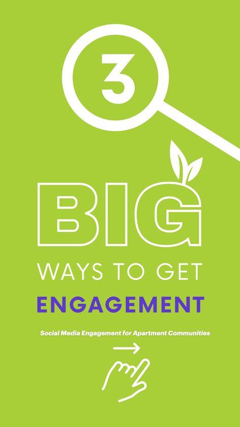 Social Media Engagement for Apartment Communities