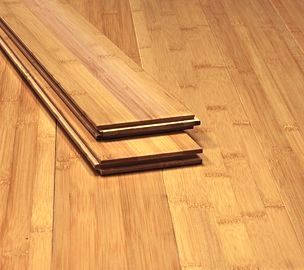 Artisan Sahara Wide Plank Bamboo Floor With A Tan Beachy Feel And