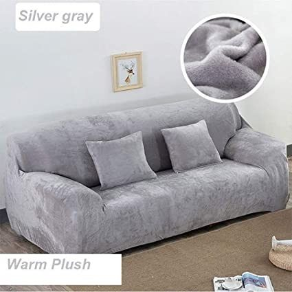 Amazon Com Sofa Cover Sofa Slipcovers Cushion For Leather Kfhiwuehpjhd Elastic Anti Slip Slipcov In 2020 Fabric Sofa Cover Leather Sofa Furniture Leather Couch Covers