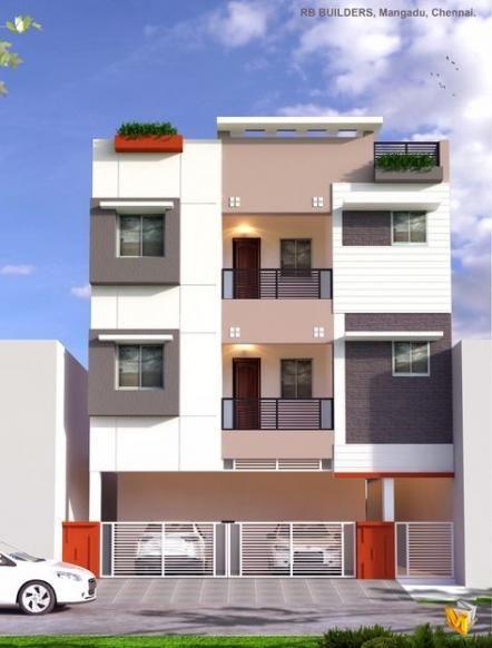 Indian Apartment Exterior Design Trendecors