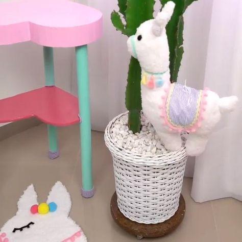 💕💗Cutest Llama Pet Mini-Pillow 💗💕 #diypillow #llama #diylove #artistsofinstagram - #artistsofinstagram #Cutest #diylove #diypillow #Llama #MiniPillow #Pet