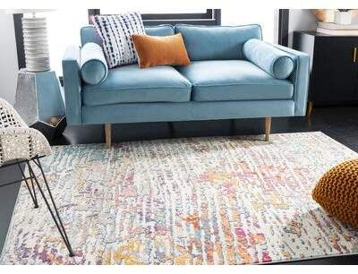 Peachy List Of Pinterest Orange Rugs Blue Couch Images Orange Cjindustries Chair Design For Home Cjindustriesco