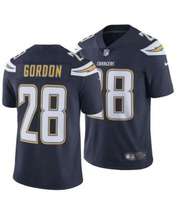 detailed pictures 6c093 5a45b Nike Men Melvin Gordon Los Angeles Chargers Vapor ...