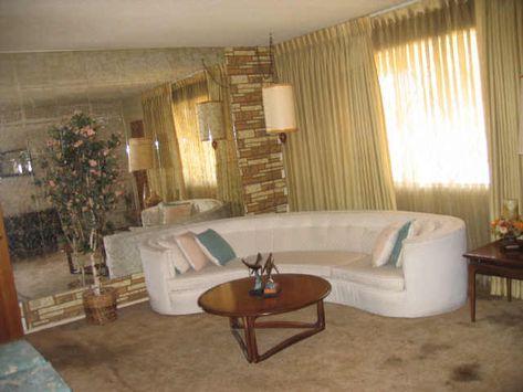 60s Living Room | 60s, 70s, & 80s Living Room