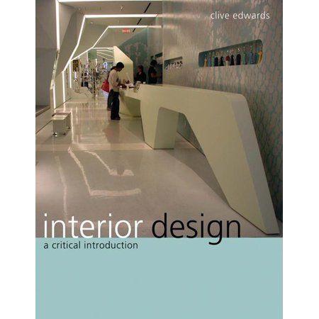 Interior Design A Critical Introduction