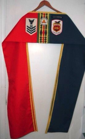 Nac Ceremonial Robe Native American Church Native American Regalia Ribbon Work