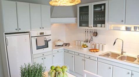 Diy Pour Moderniser Une Cuisine Vieillotte Atelier Deco Idee