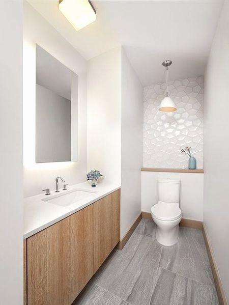 Scandinavian Bathroom Interior Design New 15 Beautiful Small Bathroom Designs Modern Kamar Mandi Mandi
