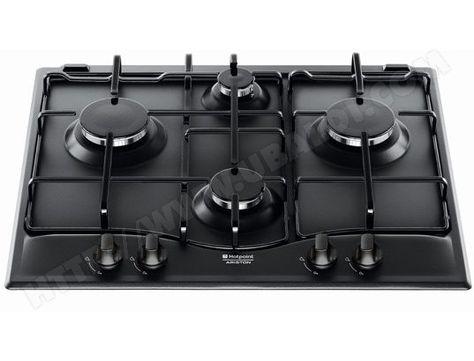 HOTPOINT PC 760 F X  HA - Table de cuisson gaz - Achat   Vente
