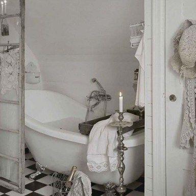 49 Tolle Schicke Badezimmerdekorationsideen Schicke Bader