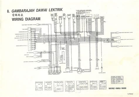 Wiring Diagram Honda Nsr 150 Diagram Wire Cl350