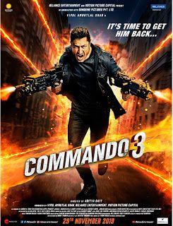 Commando 3 2019 Download 360 Camrip 8xmovies Full Movies