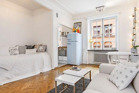 96 fresh and elegant small three-bedroom flat, like ~ ~ บ้านHome