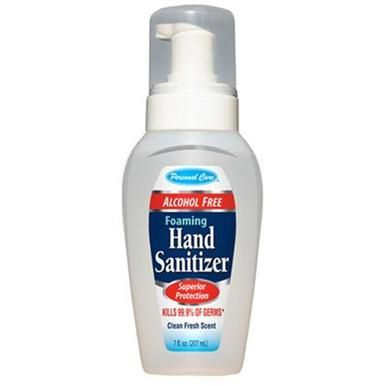Safehands Alcohol Free Hand Sanitizer Clean Linen Scent 7 Oz