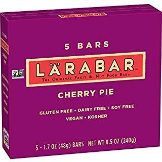 Larabar Bite Cherry Pie M Size 8 5z Larabar Bite Cherry Pie