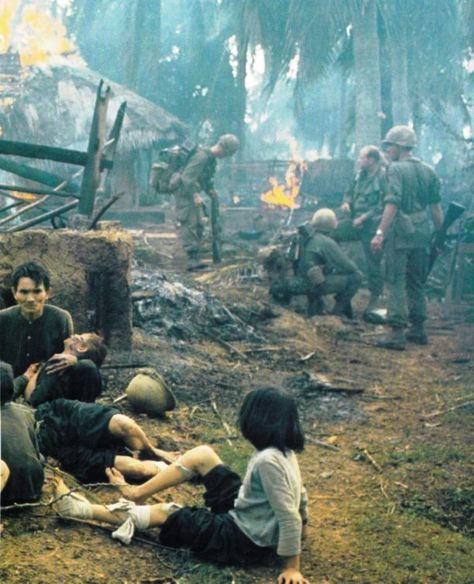 a psychological analysis of the relationship between the soldiers of the vietnam war On the relationship between the two largest political and psychological warfare the vietnam war had deep roots in the cold war world vietnam had been.