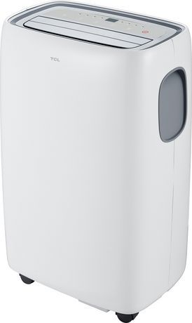 Tcl 12 000 Btu Portable Air Conditioner White White Products In 2019 Home Appliances Walmart
