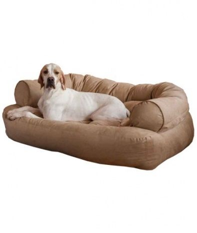 Snoozer Overstuffed Sofa Pet Bed Couch Gallery Pinterest Beds And Small Apartments