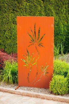Edelrost Sichtschutzwande Und Sichtschutzelemente Angels Garden Dekoshop In 2020 Sichtschutzwande Edelrost Gartenengel
