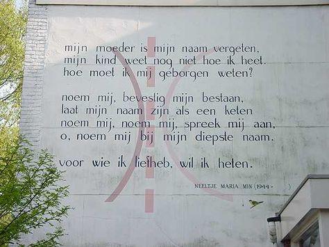 Neeltje Maria Min Gedichten Citaten En Woorden
