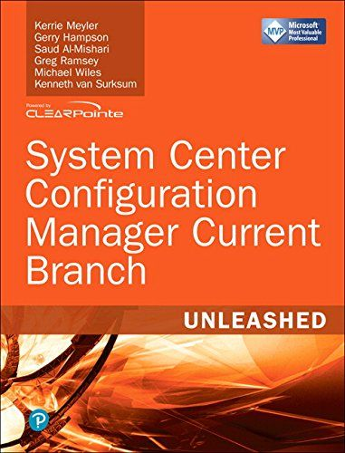 Download Pdf System Center Configuration Manager Current Branch