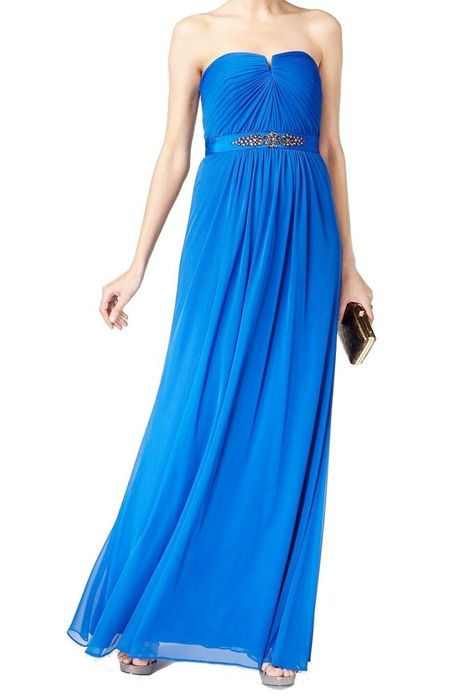 New Ex Quiz Ladies Dress Blue Choker Lace Mesh Bodycon Fitted Tight Evening Prom