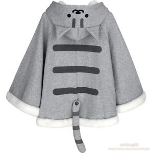 Image Result For Cute Cat Poncho Fashion Clothes Women Outwear Indian Tunic Tops