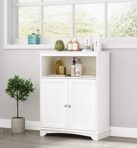 Amazing Offer On Spirich Home Bathroom Floor Cabinet Double