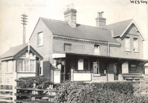 Billingborough /& Horbling Railway Station Photo 1 Rippingale Aswarby.