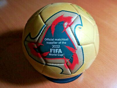Adidas Fevernova World Cup 2002 Model Football Ball World Football Soccer Trainer