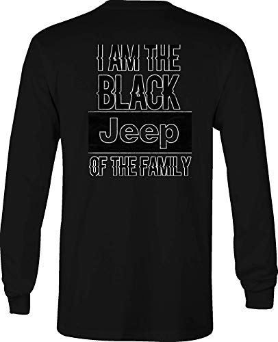 Im The Black Jeep of The Family Short-Sleeve Tshirts Baby Boys