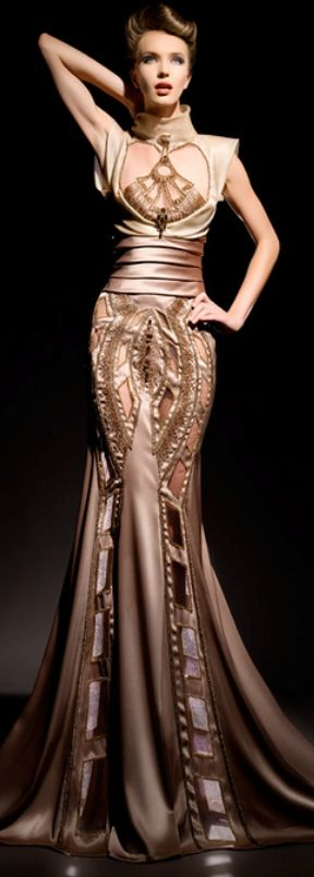 Glamour gowns / karen cox. Blanka Matragi #josephine#vogel