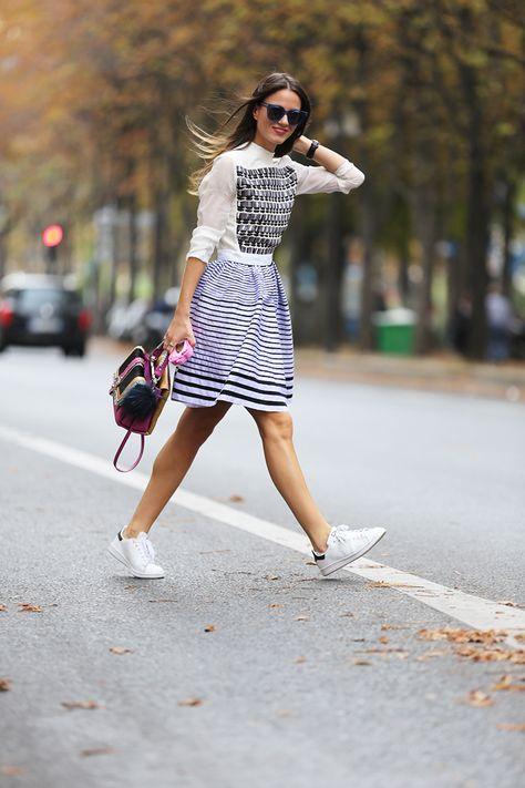 kenzo dress, paula cademartori bag, moschino iphone case, marc jacobs sunglasses, stansmith, paris, fashion week
