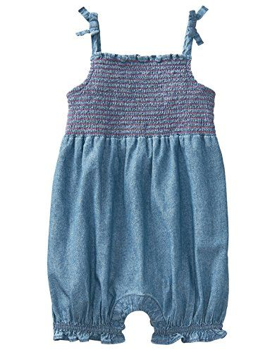 Onefa Infant Baby Clothes Toddler Kids Baby Girls Floral Print Sleeveless Shirt Tops Denim Dress Outfits Set Clothes