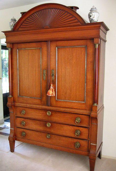 Veilinghuis Antieke Meubelen.Online Veilinghuis Catawiki Drents Kabinet Ca 1780