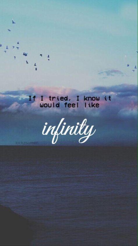 Infinity // One Direction Lyrics #MadeInTheAM