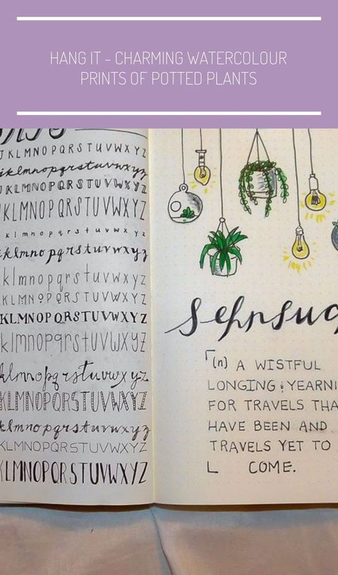 Bullet journal, bullet journaling, font page, alphabet page, font alphabet, hang...,  #alphab...#alphab #alphabet #bullet #font #hang #journal #journaling #page