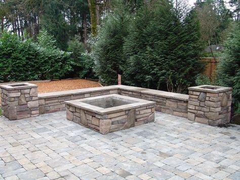 Gartenkamin bauen 29 ideen für stilvolles ambiente auf der - gartenkamin bauen ideen terrasse