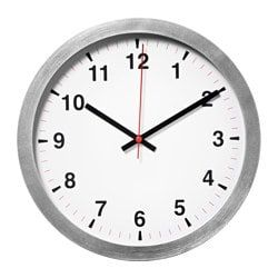 Tjalla Wall Clock 11 Wall Clock Ikea Wall Clock Clock Wall Decor