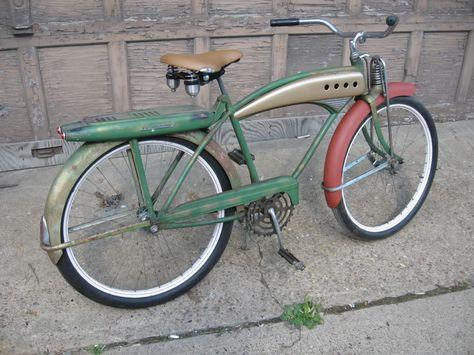 1950 jc higgins colorflow fix it up, roll it out Pinterest - neue t ren f r k chenschr nke