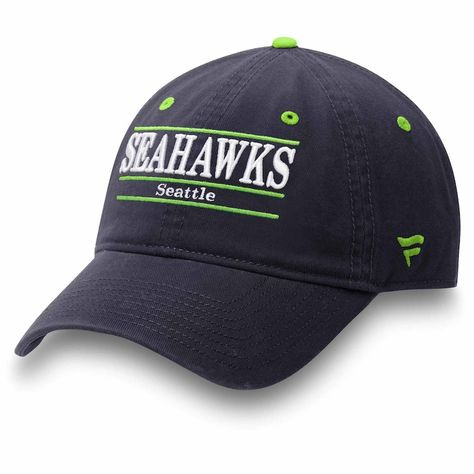 timeless design 5862e f6f23 Men s Seattle Seahawks NFL Pro Line by Fanatics Branded College Navy  Primary Bar Adjustable Hat, Your Price   21.99