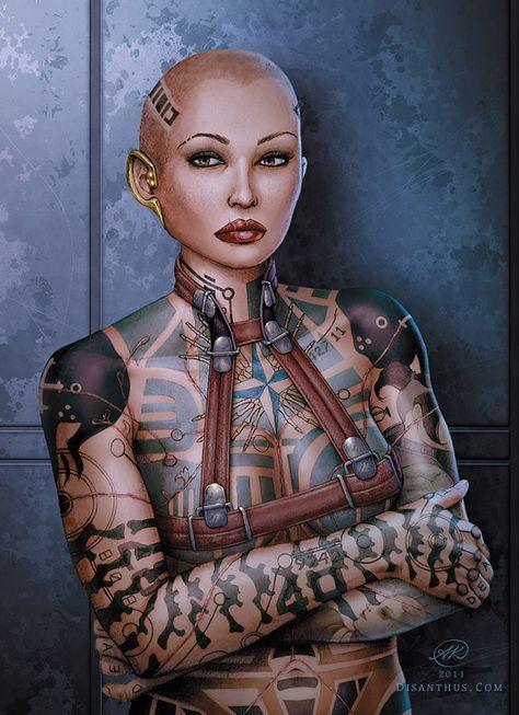 Nadya Sonika - cosplay