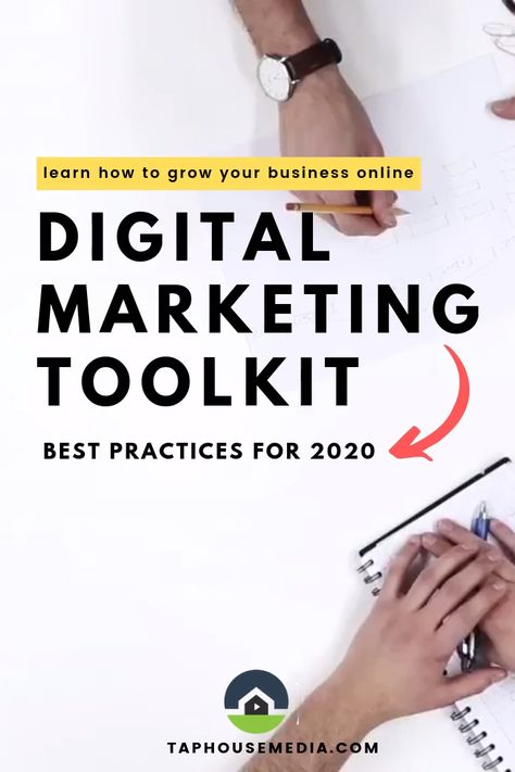 Digital Marketing Toolkit for Small Businesses