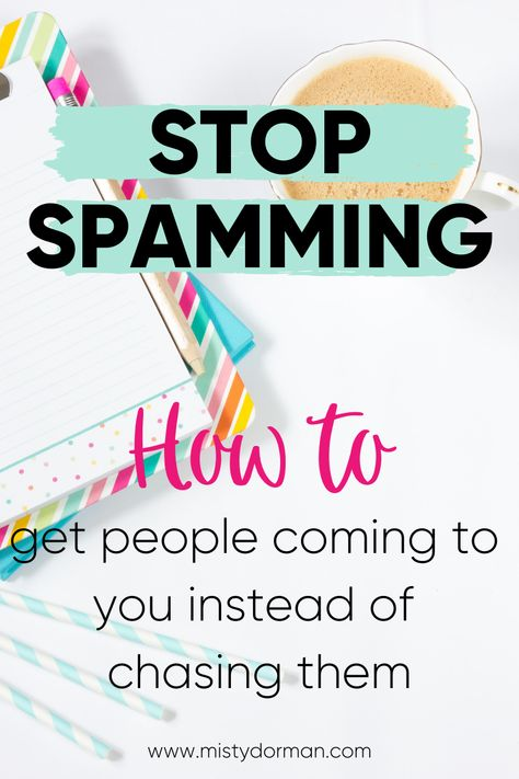 Stop Spamming! 4 Tips to Get More Engagement on FaceBook